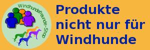 Windhundefreunde-Shop | Spezialsortiment für Sporthunde-Logo